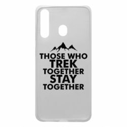 Чохол для Samsung A60 Trek together