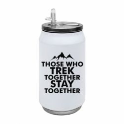 Термобанка 350ml Trek together