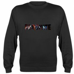 Реглан (свитшот) Trellis in Fortnite logo
