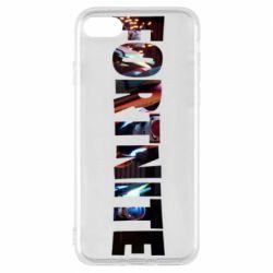 Чехол для iPhone 7 Trellis in Fortnite logo