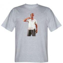 Мужская футболка Trevor - FatLine