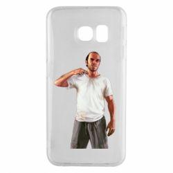 Чехол для Samsung S6 EDGE Trevor