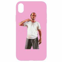 Чехол для iPhone XR Trevor