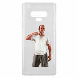 Чехол для Samsung Note 9 Trevor