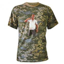 Камуфляжная футболка Trevor