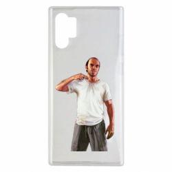 Чехол для Samsung Note 10 Plus Trevor