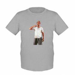 Детская футболка Trevor - FatLine