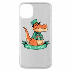 Чехол для iPhone 11 Pro Trex patrick day