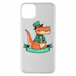 Чехол для iPhone 11 Pro Max Trex patrick day