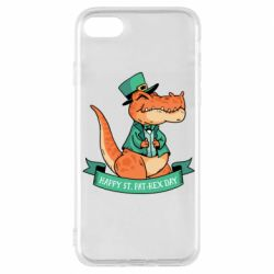 Чехол для iPhone 7 Trex patrick day