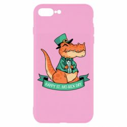 Чехол для iPhone 7 Plus Trex patrick day