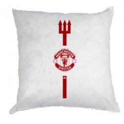 Подушка Тризуб Манчестер