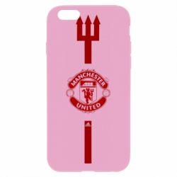 Чохол для iPhone 6 Plus/6S Plus Тризуб Манчестер