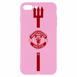 Чохол для iPhone 8 Plus Тризуб Манчестер