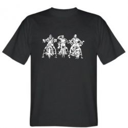 Мужская футболка Три богатыря - FatLine