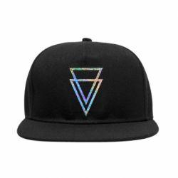 Снепбек Triangles Голограмма