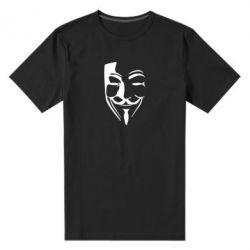 Мужская стрейчевая футболка Tribal anonymous