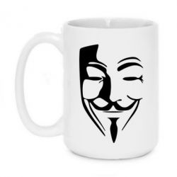 Кружка 420ml Tribal anonymous