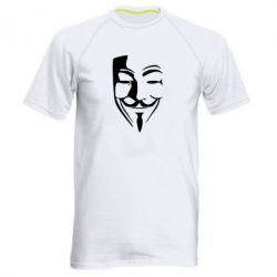 Чоловіча спортивна футболка Tribal anonymous
