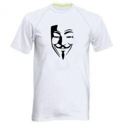 Мужская спортивная футболка Tribal anonymous