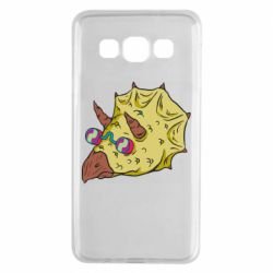 Чохол для Samsung A3 2015 Triceratops with glasses