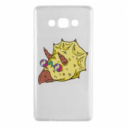 Чохол для Samsung A7 2015 Triceratops with glasses