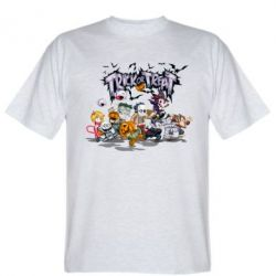 Мужская футболка Trick or treat - FatLine