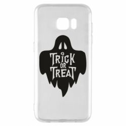 Чохол для Samsung S7 EDGE Trick or Treat