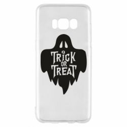 Чехол для Samsung S8 Trick or Treat