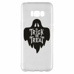 Чехол для Samsung S8+ Trick or Treat