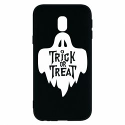 Чехол для Samsung J3 2017 Trick or Treat