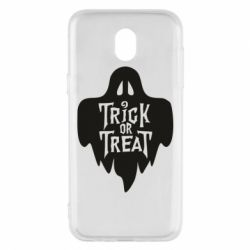 Чехол для Samsung J5 2017 Trick or Treat