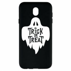Чехол для Samsung J7 2017 Trick or Treat