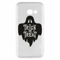 Чехол для Samsung A3 2017 Trick or Treat