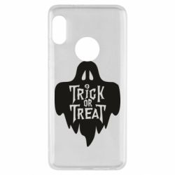 Чехол для Xiaomi Redmi Note 5 Trick or Treat