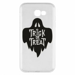 Чехол для Samsung A7 2017 Trick or Treat