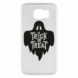 Чехол для Samsung S6 Trick or Treat