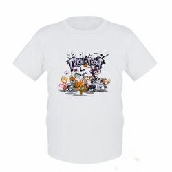 Детская футболка Trick or treat - FatLine
