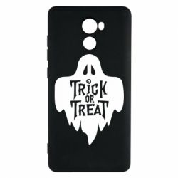 Чехол для Xiaomi Redmi 4 Trick or Treat