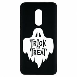 Чехол для Xiaomi Redmi Note 4 Trick or Treat