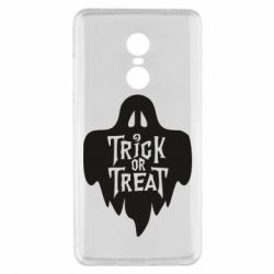 Чехол для Xiaomi Redmi Note 4x Trick or Treat