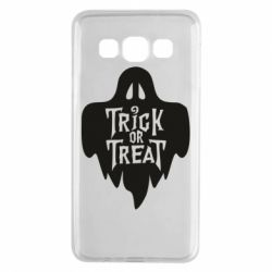 Чехол для Samsung A3 2015 Trick or Treat