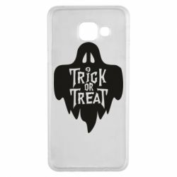 Чехол для Samsung A3 2016 Trick or Treat