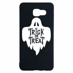 Чехол для Samsung A5 2016 Trick or Treat