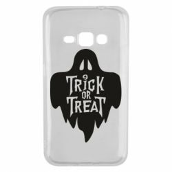 Чехол для Samsung J1 2016 Trick or Treat