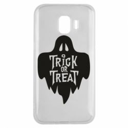 Чехол для Samsung J2 2018 Trick or Treat