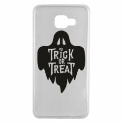 Чехол для Samsung A7 2016 Trick or Treat