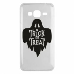 Чехол для Samsung J3 2016 Trick or Treat