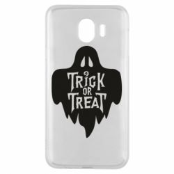 Чохол для Samsung J4 Trick or Treat