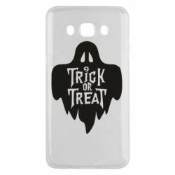 Чехол для Samsung J5 2016 Trick or Treat